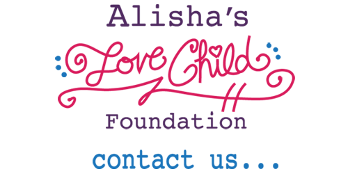 Alisha's Love Child Foundation - Contact Us